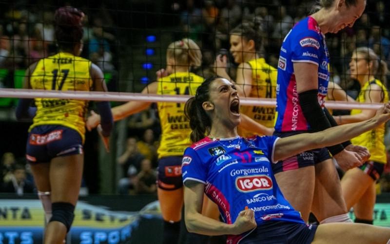 Imoco Volley Conegliano Igor Gorgonzola Novara Intero